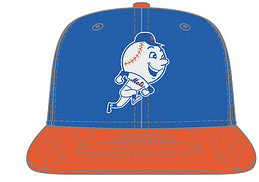 2013 New York Mets batting practice cap.